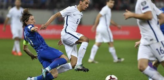 Fotbalové dresy Chorvatsko MS 2018