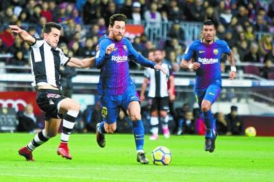 Lionel Messi dosáhne legendárního záznamu