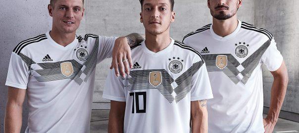 Fotbalové dresy Německo MS 2018